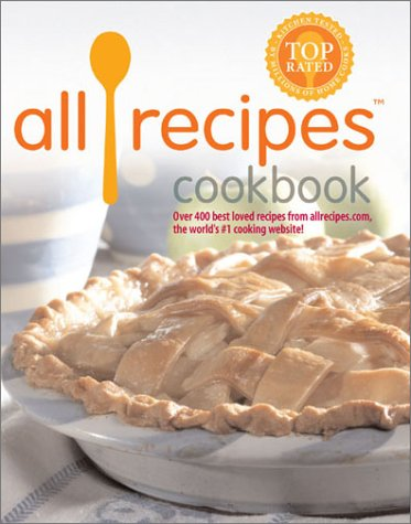 Allrecipes Cookbook 2003