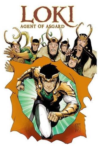 Loki: Agent of Asgard Volume 2: I Cannot Tell a Lie