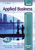 Applied Business A2 for EDEXCEL Resource Pack (Collins Applied Business) (0007200455) by Williams, Lynn