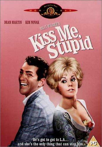 Kiss Me, Stupid [UK Import]