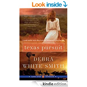Texas Pursuit: Lone Star Intrigue #2
