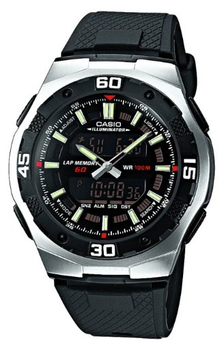 Casio Collection Unisex Watch AQ-164W-1AVES