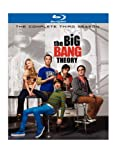 51QBH%2BxREjL. SL160  The Big Bang Theory: The Complete Third Season [Blu ray]