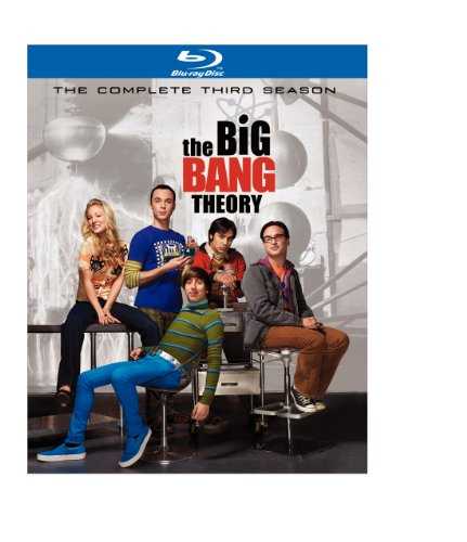 The Big Bang Theory: Saison 3 en DVD et Blu-ray