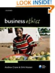 Business Ethics: Managing corporate c...