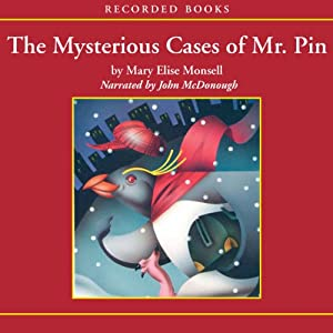 The Mysterious Cases of Mr. Pin Audiobook