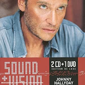 Johnny Hallyday - Deluxe Sound & Vision (Coffret 2 CD et 1 DVD)