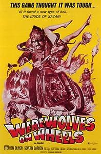 Werewolves on Wheels Poster Movie B 11x17 Stephen Oliver Severn Darden D.J. Anderson Duece Barry