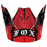 Fox Racing Replacement Visor for V3 Steel Faith Helmet