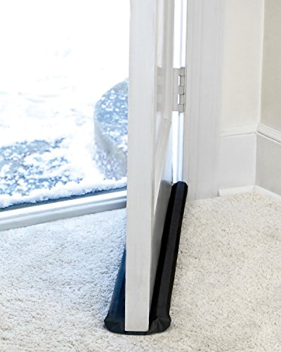Door Energy Saver : Total draft guard energy saving under door stopper