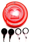 Koss Sportbuds 2-Pack Stereo Earphones with Team Logo Case (Texas Tech) at Amazon.com