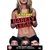 National Lampoon's Barely Legal [DVD]by Dan Pacheco
