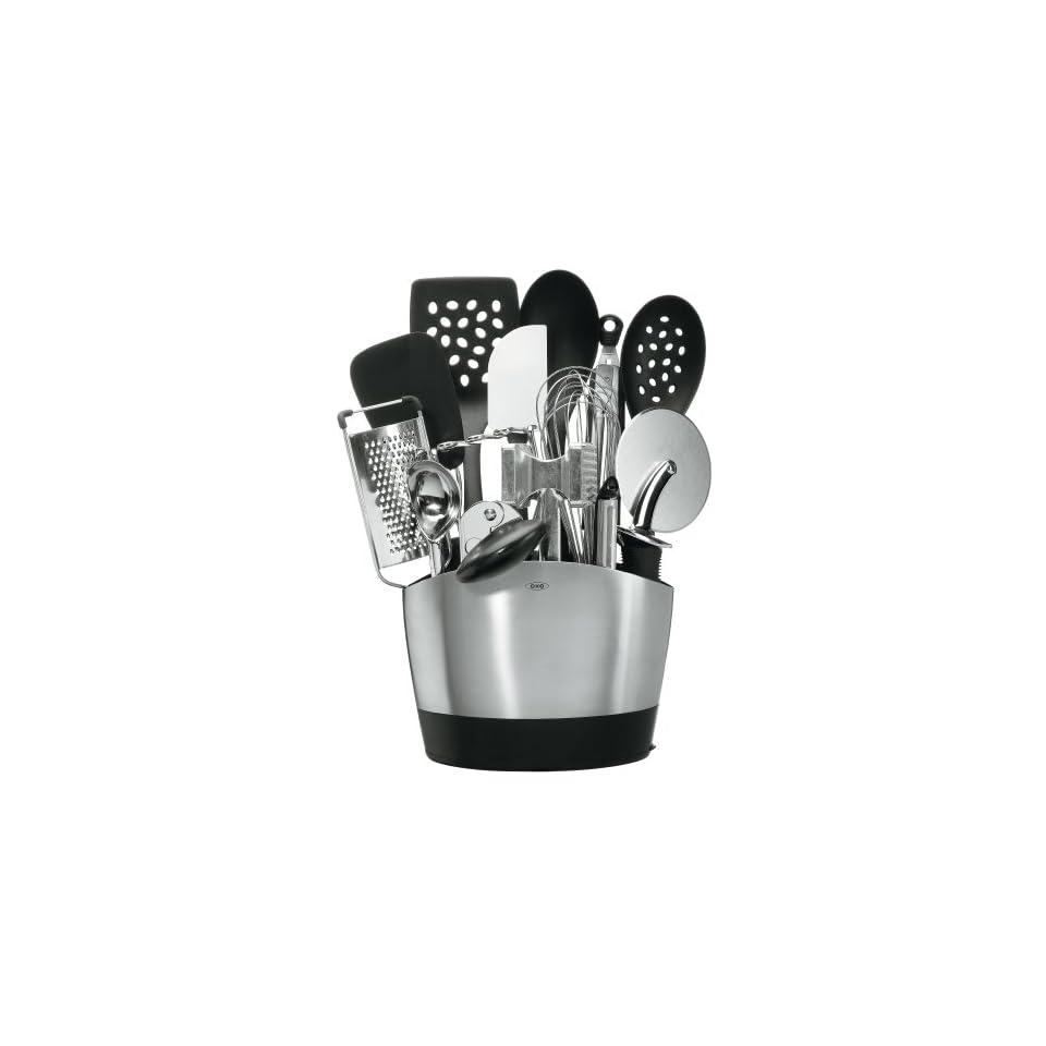 OXO Good Grips 15 Piece Everyday Kitchen Tool Set