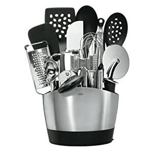 Amazon.com: OXO Good Grips 15-Piece Everyday Kitchen Tool Set