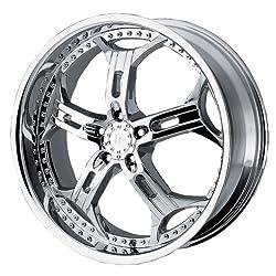 Helo HE834 Chrome Wheel – (18×8″/5×114.3mm)