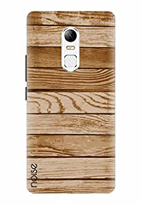Noise The Woods-Brown Printed Cover for Lenovo Vibe X3