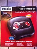 Homedics Foot Pleaser Kneading Action Foot Massager with Infrared Heat