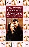 echange, troc Alfred de Musset - Les Caprices de Marianne