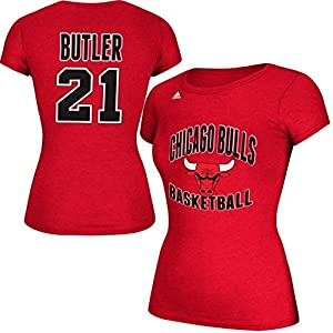 Jimmy Butler Chicago Bulls Womens Red Jersey