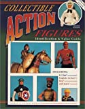 img - for Collectible Action Figures: Identification and Value Guide by Paris Manos (1995-09-03) book / textbook / text book