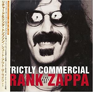 Strictly Commercial: The Best of Frank Zappa (Limited Edition Japanese Mini LP Sleeve CD)