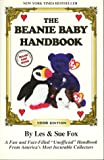 img - for The Beanie Baby Handbook: 1998 Edition book / textbook / text book