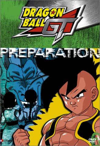 Dragon Ballgt:Baby:Prepara