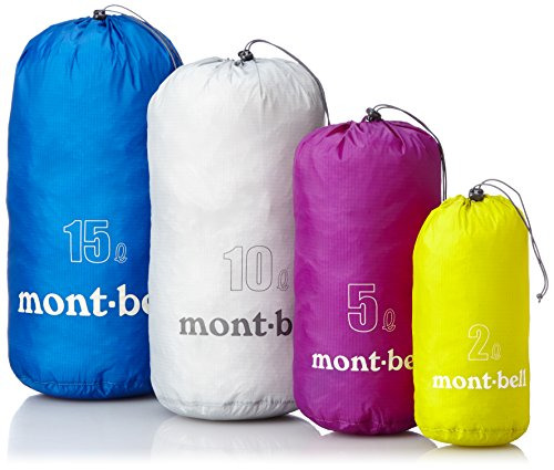 [モンベル] mont-bell ライトスタッフバッグ セット 1123833 マルチカラー (マルチカラー)