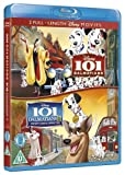 101 Dalmatians / 101 Dalmatians II: Patch's London Adventure [Blu-ray]