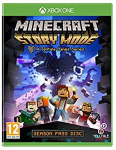 Minecraft: Story Mode - A Telltale Game Series - Season Disc
