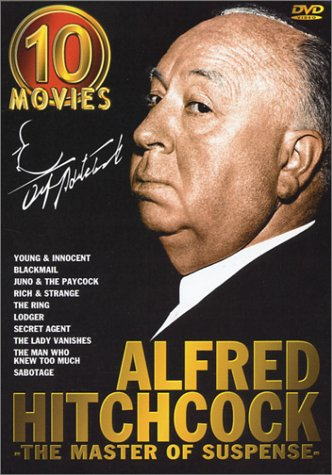 Alfred Hitchcock: The Master of Suspense [DVD] [1927] [Region 1] [US Import] [NTSC]