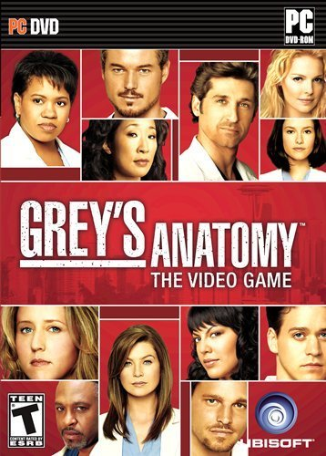 Grey's Anatomy (Fr/Eng game-play)