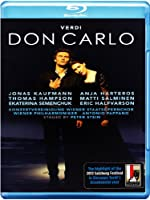 Don Carlo: Salzburg Festival (Pappano) [Blu-ray] [2014]
