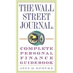 The Wall Street Journal. Complete Personal Finance Guidebook (The Wall Street Journal Guidebooks) (Paperback)