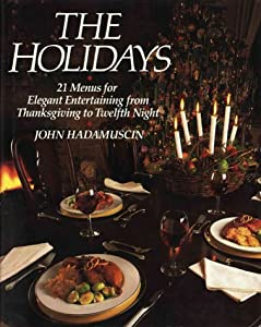 "Cover of ""The Holidays"""