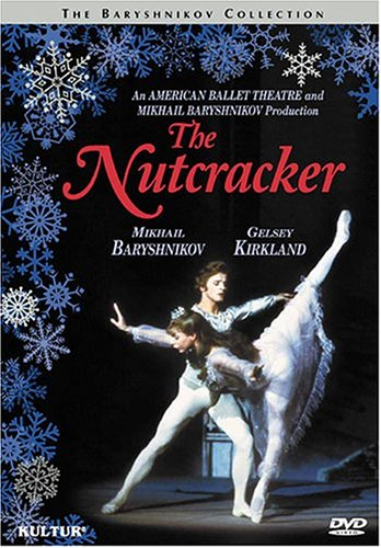 Cover art for  The Nutcracker / Baryshnikov, Kirkland, Charmoli