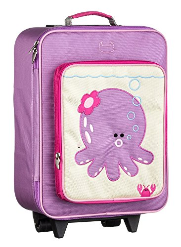Beatrix New York Wheelie Bag, Penelope, Purple - 1