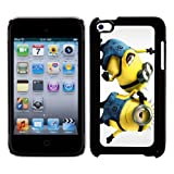 Despicable me Minions case fits apple ipod touch 4th Generation Gen cover hard protective (5)