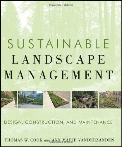 Sustainable Landscape Management: Design, Construction,...