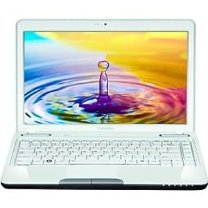 "Toshiba Satellite L735-101 Ordinateur Portable 13,3"" Intel Core i3-2310M 640 Go RAM 4096 Mo Windows 7 Edition Premium Carte graphique Nvidia GeForce 315M 6 cellules Fusion Blanc"