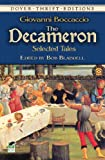 Image of The Decameron: Selected Tales (Dover Thrift Editions)