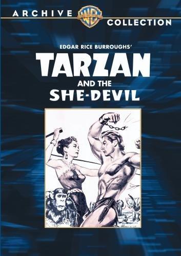 Тарзан и дьяволица