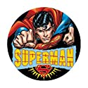 Button set DC Comics Superman Flying Button (6-Piece), 1.25""