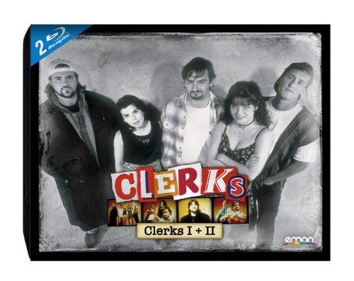 Clerks - Saga [Blu-ray]