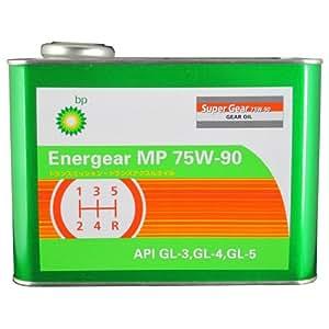 BP(ビーピー) Energear エナギヤー MP 75W-90 ミッション,トランスアクスル用オイル 2L  [HTRC3]