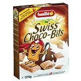 Breakfast Familia Muesli Swiss Choco-Bits Size 375 g.