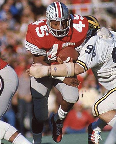 ARCHIE GRIFFIN OHIO STATE BUCKEYES 8X10 SPORTS ACTION PHOTO (XLT)