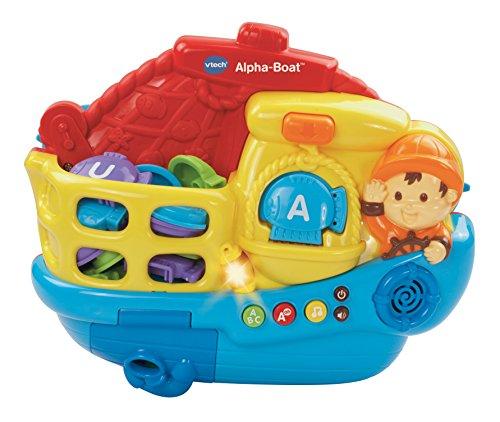 VTech Alpha Boat Toy - 1