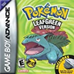 Pokemon Leaf Green Version with Wirel...