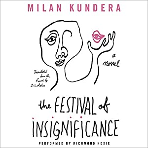 The Festival of Insignificance Audiobook